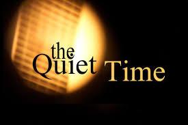 1 102913 Quiet time