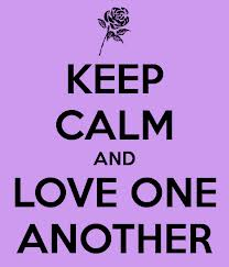 1 112713 Love one another