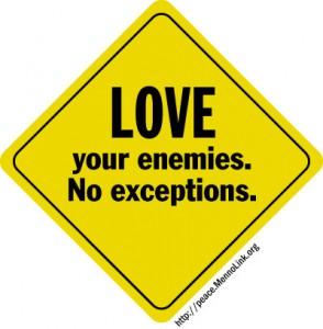 _ 020914 Love Your Enemies