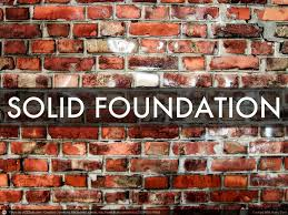 _ 022414 Solid Foundation